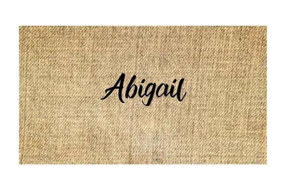 Abigail Perfume