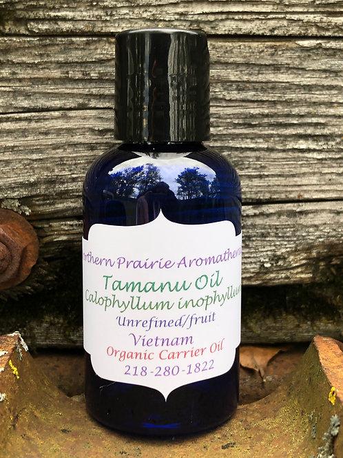Tamanu Carrier Oil (Calophyllum inophyllum)