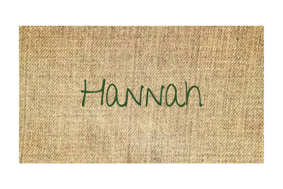 Hannah Perfume