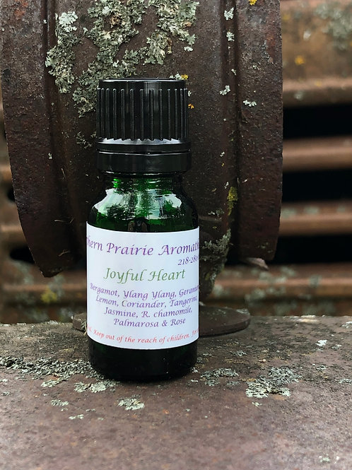 Joyful Heart Essential Oil Blend