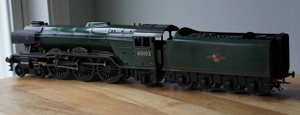Accucraft 1:32 Flying Scotsman Electric