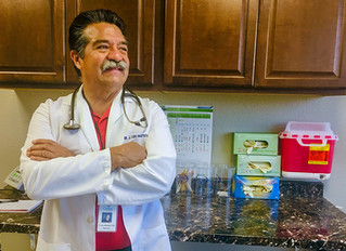 A Medical Sanctuary For Migrant Farmworkers
