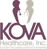 Kova Healthcare Logo