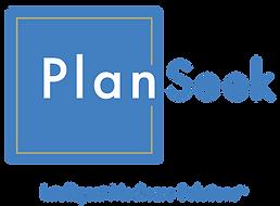 PlanSeek Logo w tag