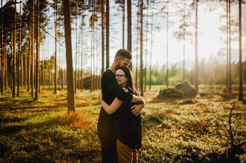 Milja ja Tommi | Pariskuntakuvaus Turku