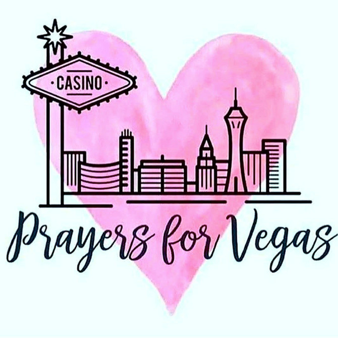 Prayers for Las Vegas