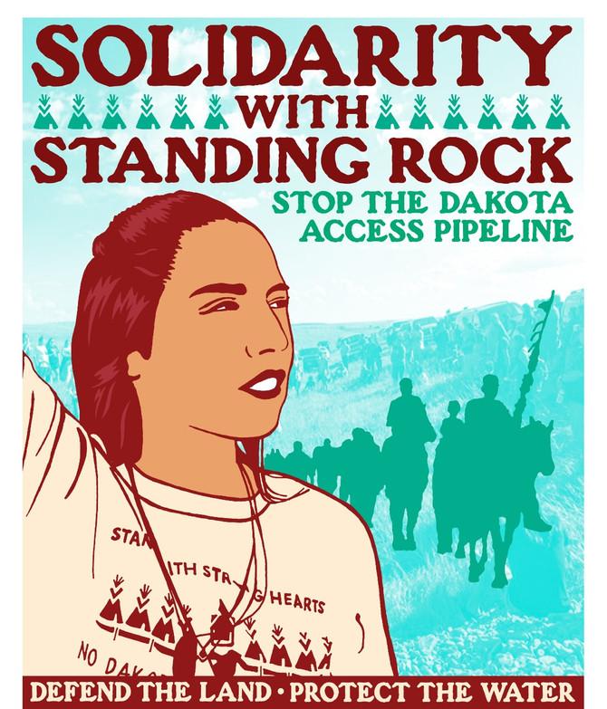 Standing in Solidarity With Standing Rock