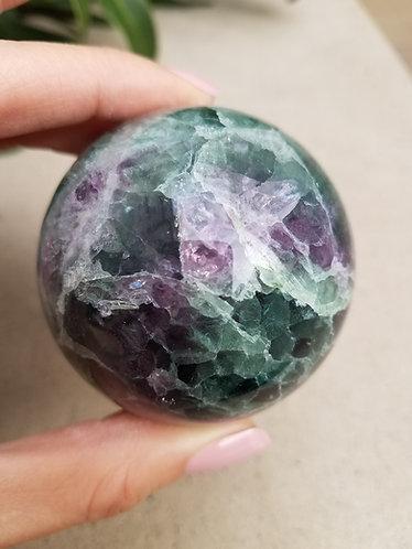 Flourite Sphere