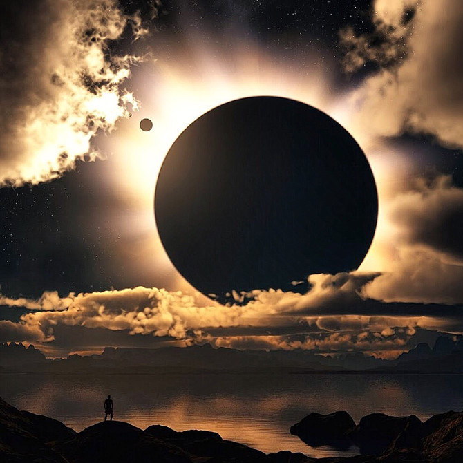 The Pisces New Moon Total Solar Eclipse: A Time For Spiritual Healing and Renewal