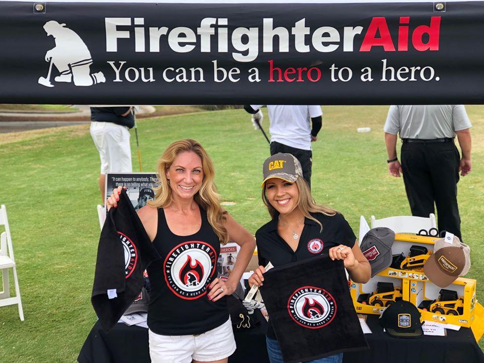 2018 ACI FirefighterAid Tent