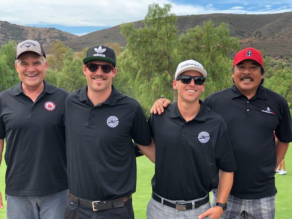 2018 ACI Golf Team