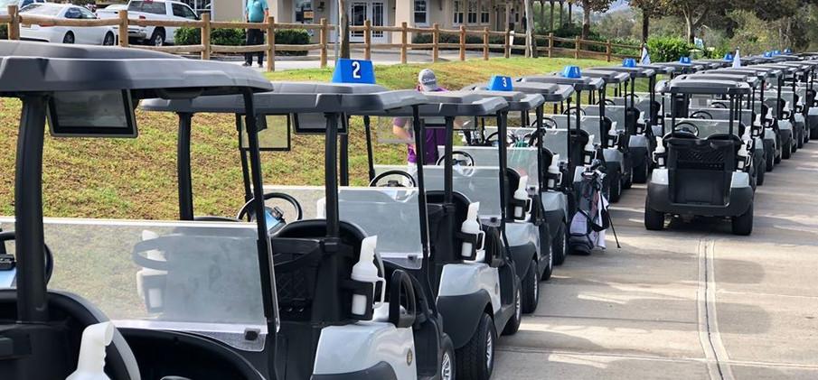 ACI Cart Line Up