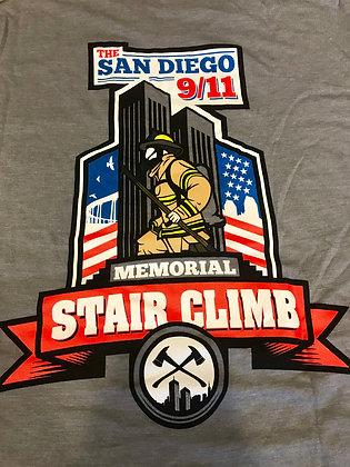 SD911MSC Firefighter Towers T-Shirt