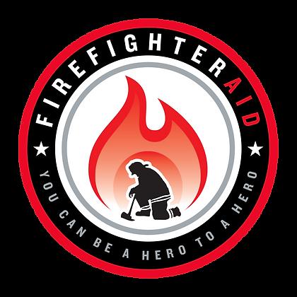 FirefighterAid Logo T-Shirt