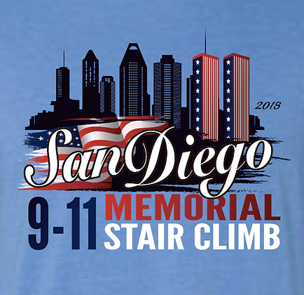 SD911MSC Skyline Towers T-Shirt