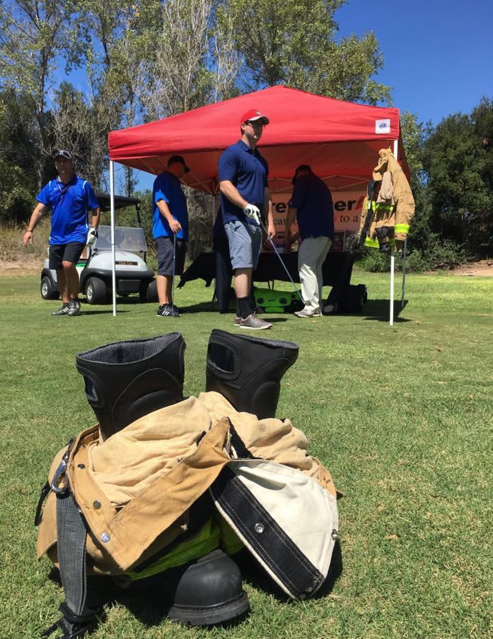 2017 ACI FirefighterAid Tent