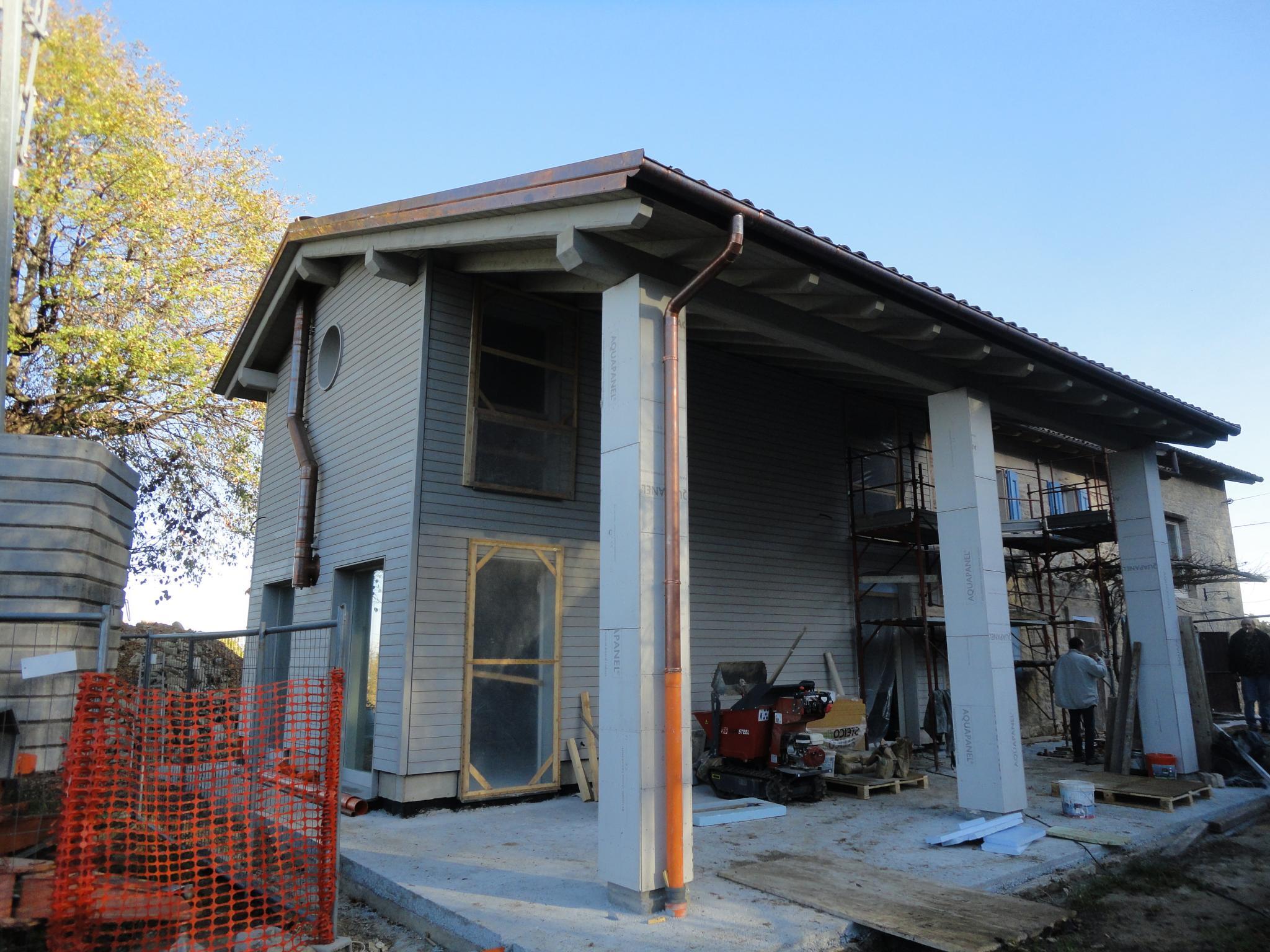 Casa in Legno Samone