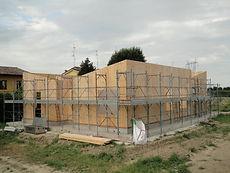 Casa in legno Volterra