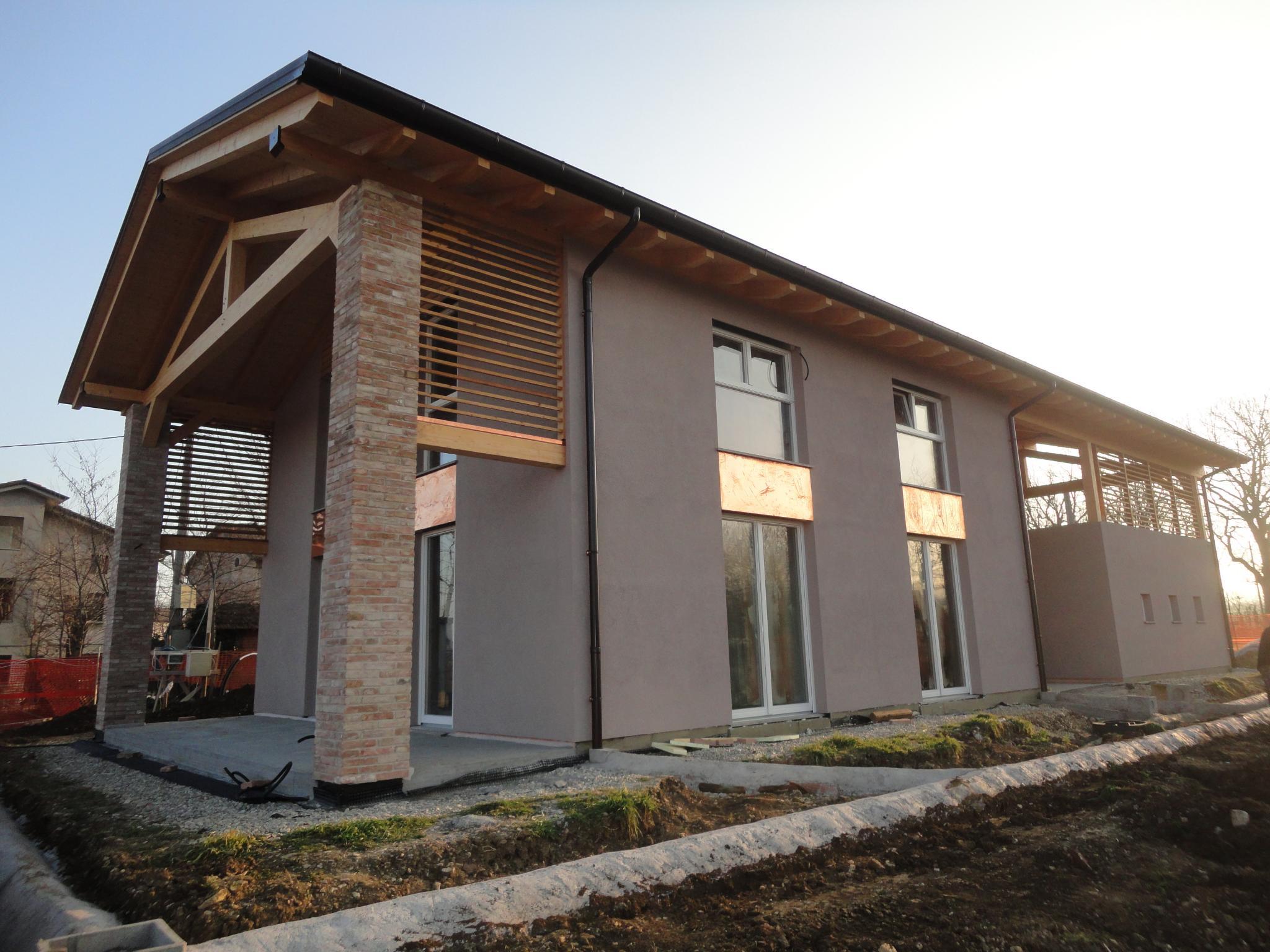Casa in Legno Scandiano