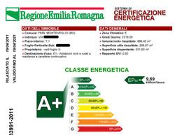 Certificato Giorgini