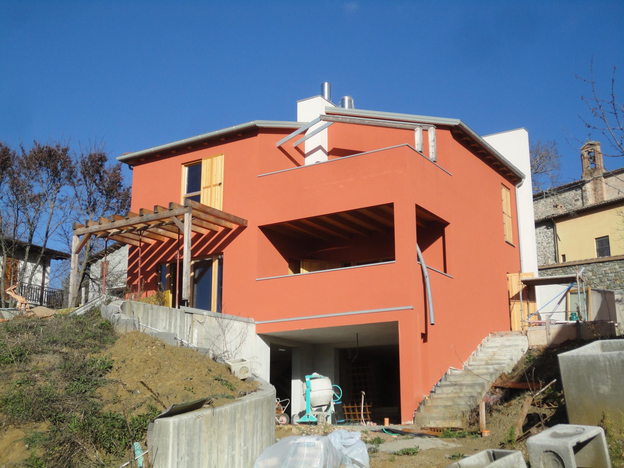 Casa in Legno Santagata