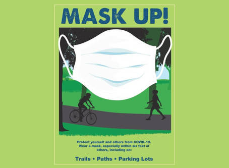 June 19, 2020: Update - Masks Mandatory; J Church Changes; a Local Fundraiser