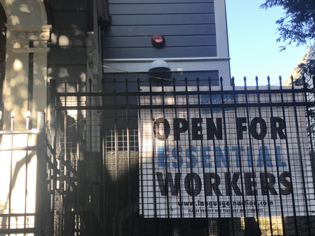 May 22, 2020: Latest COVID News; Childcare in Noe