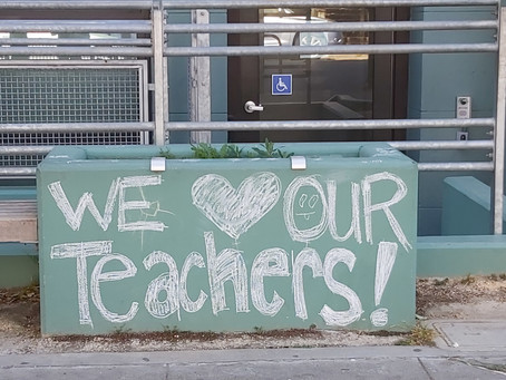 September 4, 2020: Back to School; Reopening Updates; Shared Spaces