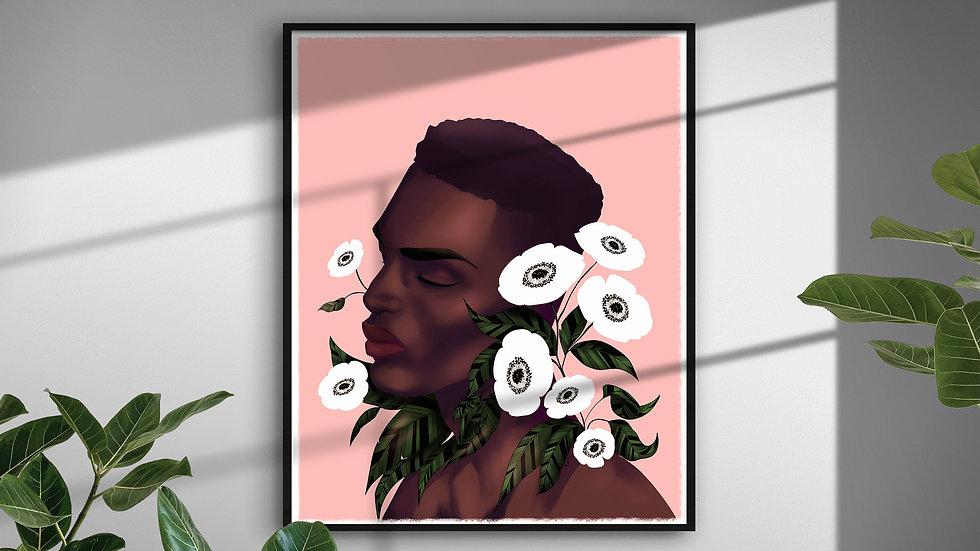 Black Skinned Beauty