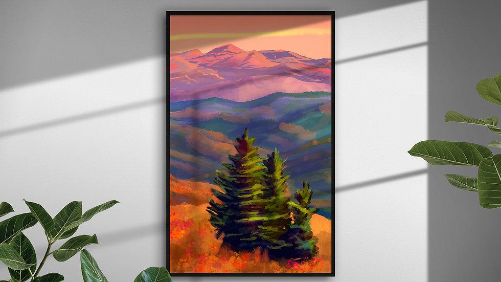 Landscape Study 1