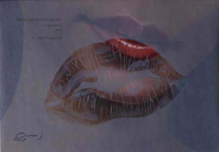 雲間の紅#1