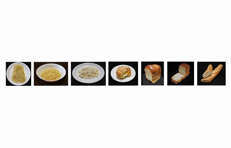 炭水化物 carbohydrates of painting motifs