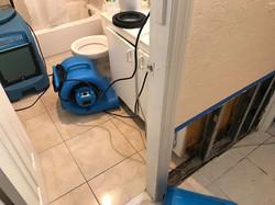 Water Damage Equipment Restoration