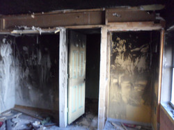 Fire Damage Cleanup and Repairs