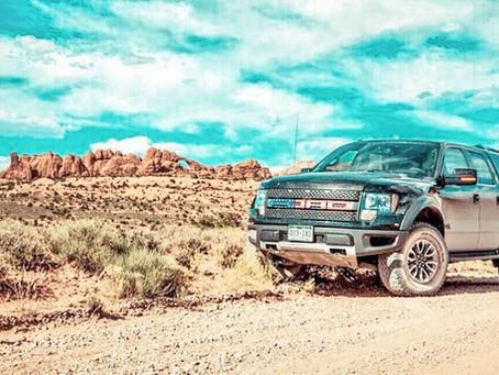 #CFF2019 Ford Truck WINNER