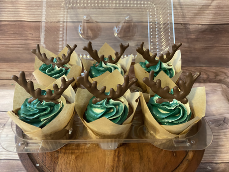 Bucks Championship Cupcakes