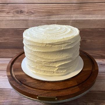 White Chocolate Raspberry Wedding Cake