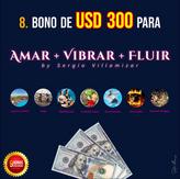 Bono de USD 300 para Amar+Vibrar+Fluir
