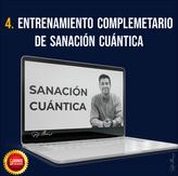 3.Entrenamiento complementario de Sanación Cuántica