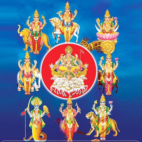Monthly Sarvgraha Dosh Nivaran Puja - 4th Saturday