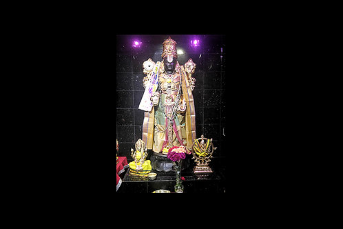 Monthly Balaji Abhishekam - 3rd Saturdays