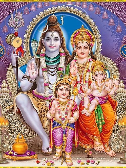 Monthly Krishna Paksh Pradosham