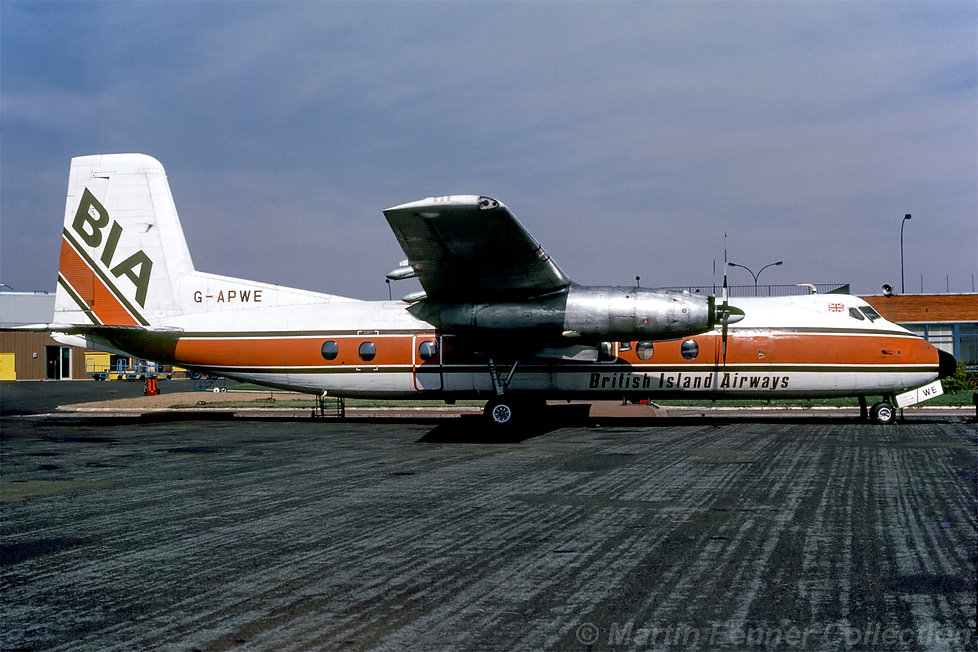 G-APWE_Herald_201_BIA_Beauvais_Oct79_MFC