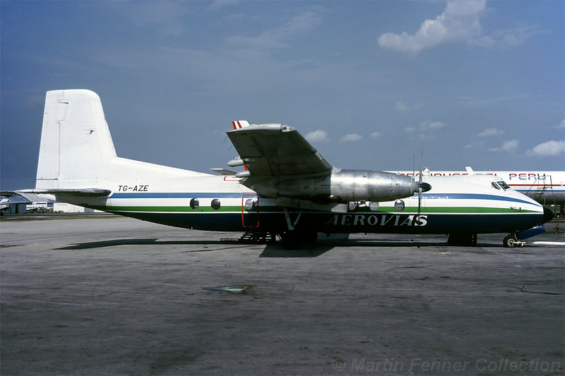 TG-AZE_Herald_214_Aerovias_Miami_May89_M
