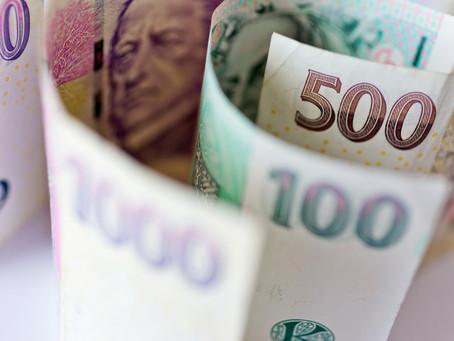 Компенсационный бонус для самозанятых лиц в размере 25 тысяч крон. Куда подать заявление