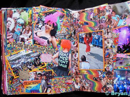 Sketchbook Art Dec 2009 - May 2011