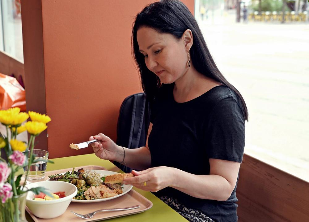 Silvoplee, kasvisruoka, kasvisravintola, Kallio