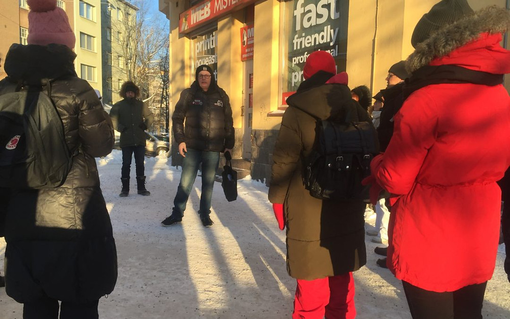 Top3 opastetut kävelykierrokset, Helsinki kävely