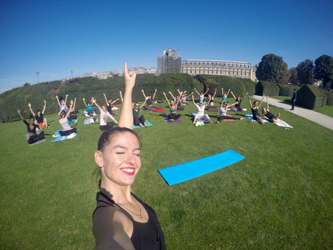 The Yoga Picnic sessions are back!!!