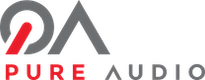 pure audio logo